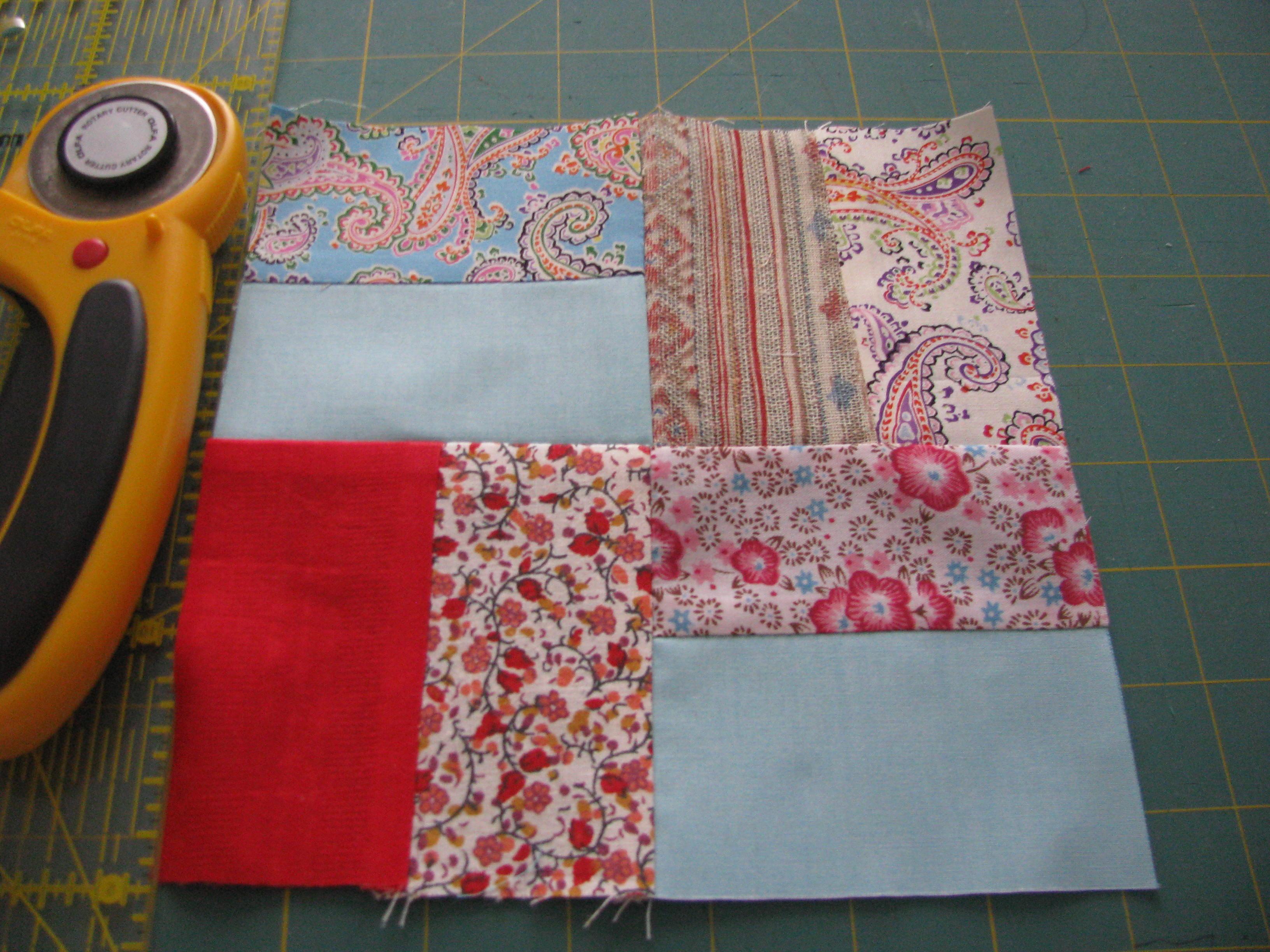 Коврики из лоскутков ткани своими руками: пошаговая инструкция 59